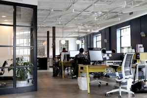 Co-Working Spaces for Business Start-Ups