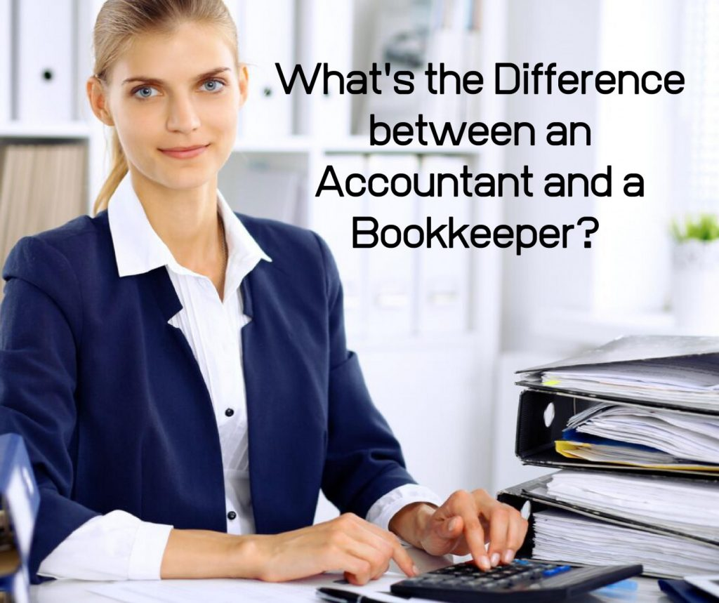 What Is The Difference Between Accounting And Bookkeeping?